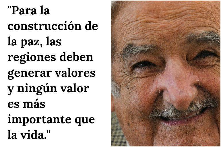 Frases De Pepe Mujica En Jornada De Paz En Cali Cali