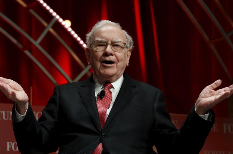 Warren Buffett dona US$ 3.170 millones a cinco fundaciones