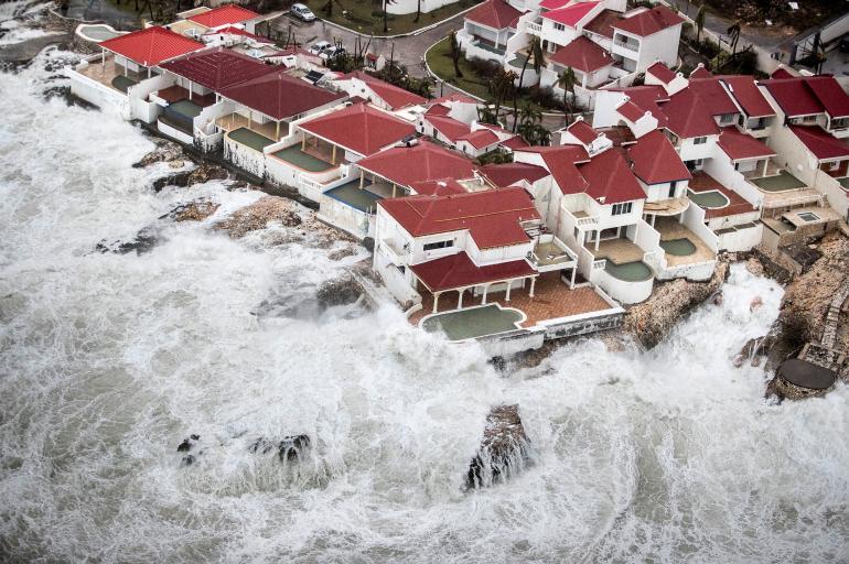 Resultado de imagen para huracan irma ahora