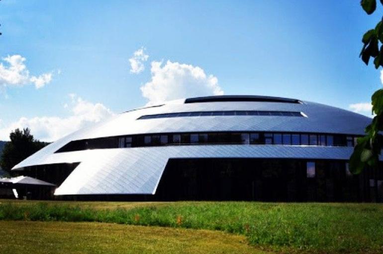 Edificios en el mundo que parecen sacados de una película de ciencia ficción