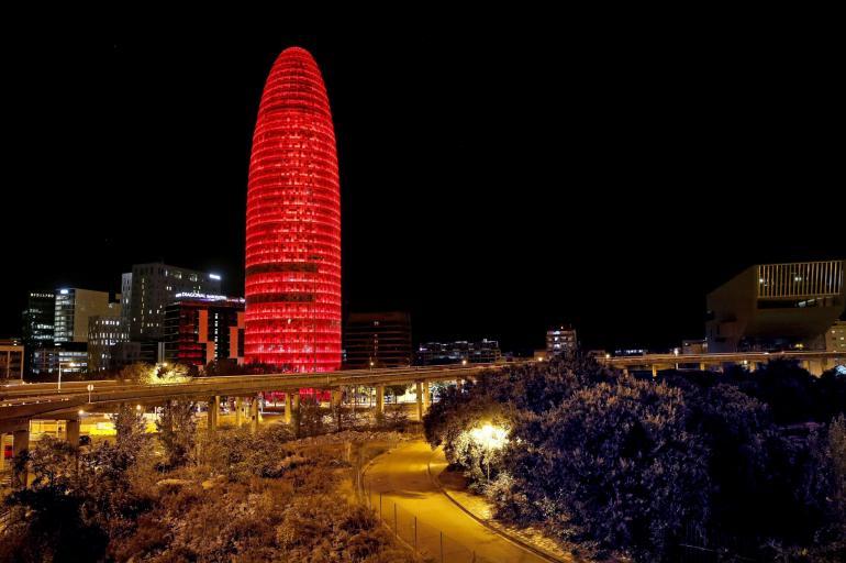Torre Agbar: