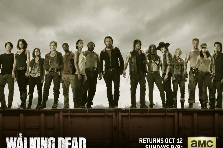Resumen de las temporadas de The Walking Dead - Cine y Tv - Cultura ...