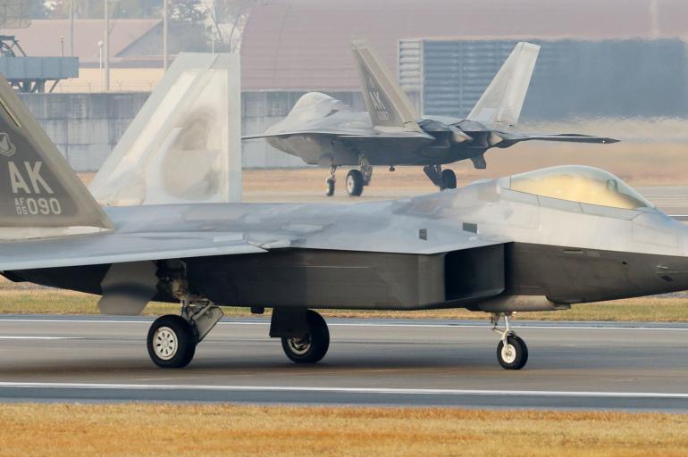 El potente avión con el que EE.UU. atemoriza al régimen norcoreano