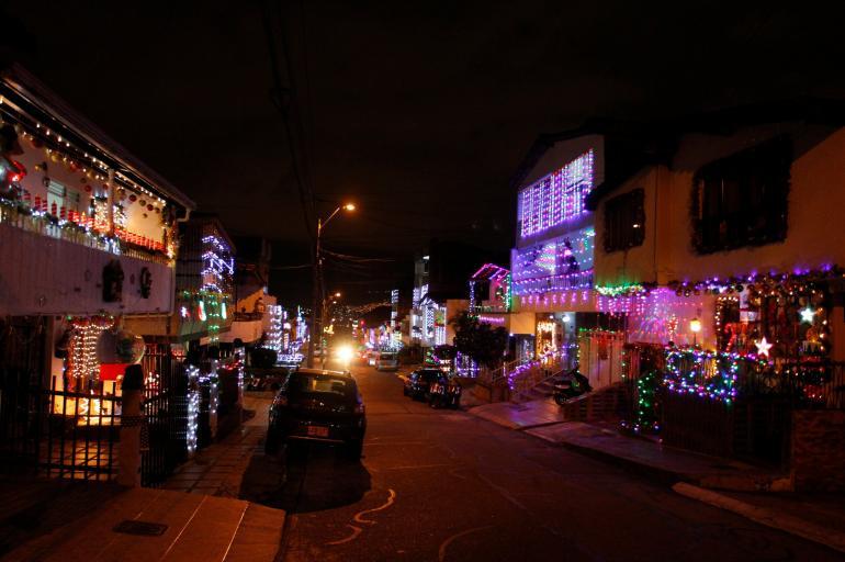 Fotos Casas Decoradas Navidad.Las Casas Mejor Decoradas Para Diciembre En Colombia Otras