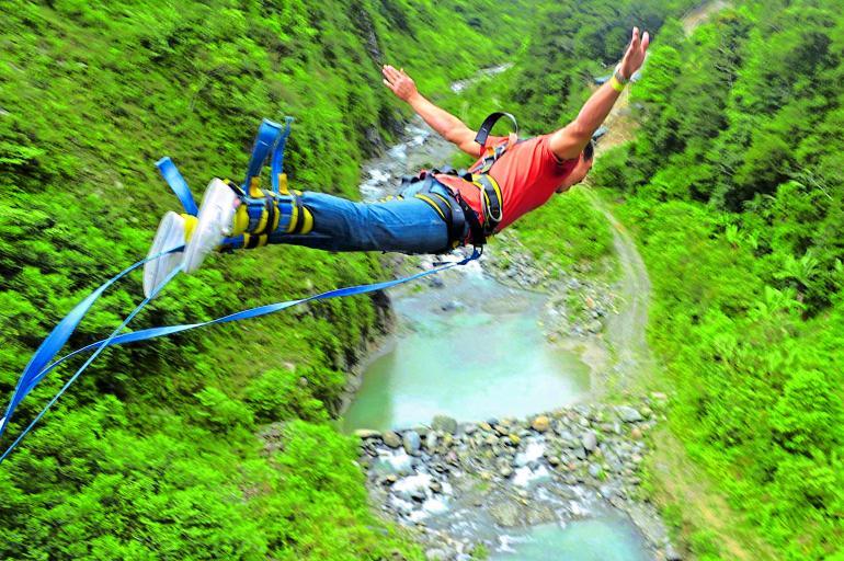 Lugares para hacer deportes extremos en Colombia