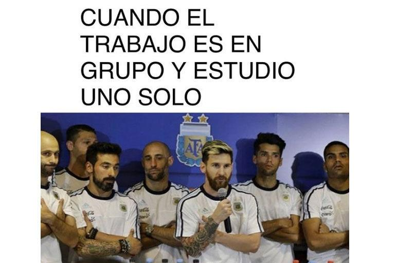 Memes de Argentina