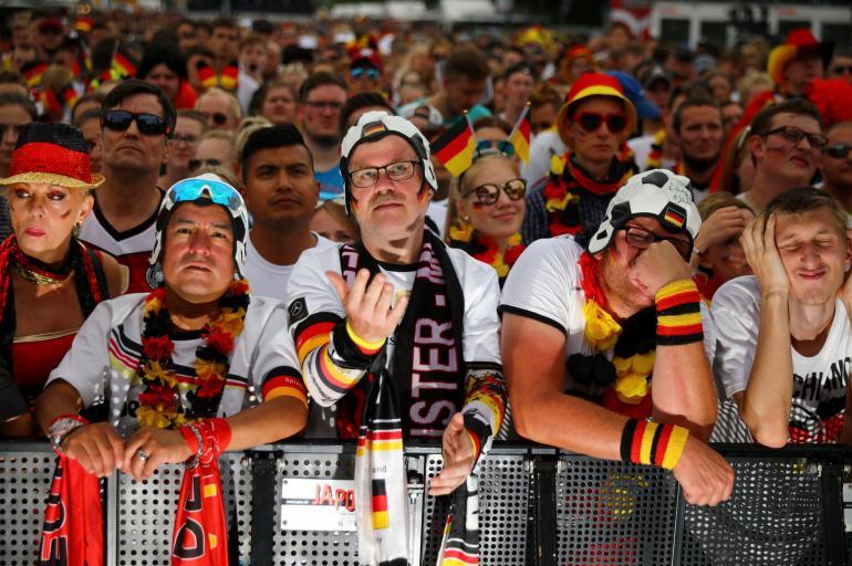 Hinchas Alemania