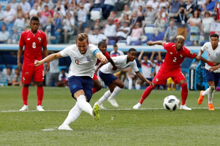Inglaterra Panamá
