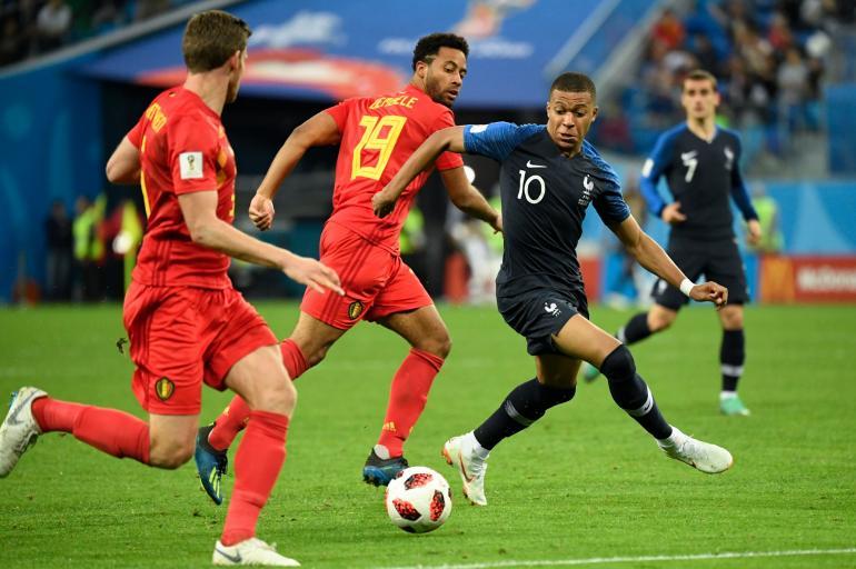 Imágenes inolvidables que ha dejado el Mundial de Rusia 2018