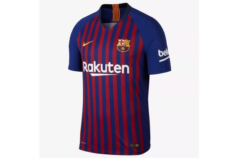 Así serán las camisetas de los equipos  top  de Europa para esta temporada 91a71365dcdf8