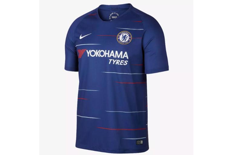 Nuevas Camisetas De La Temporada 2018 2019 De Los Equipos Europeos