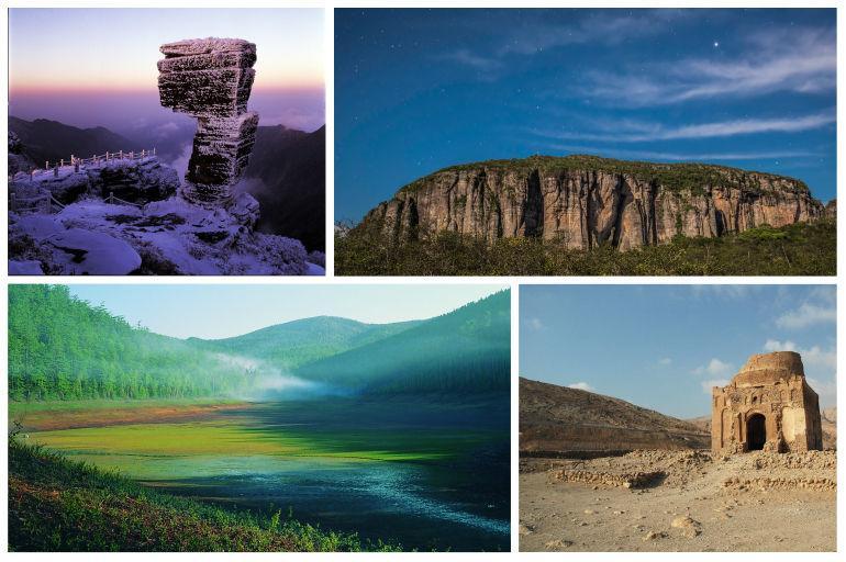 Increíbles sitios que se convirtieron en Patrimonio de la Humanidad en 2018
