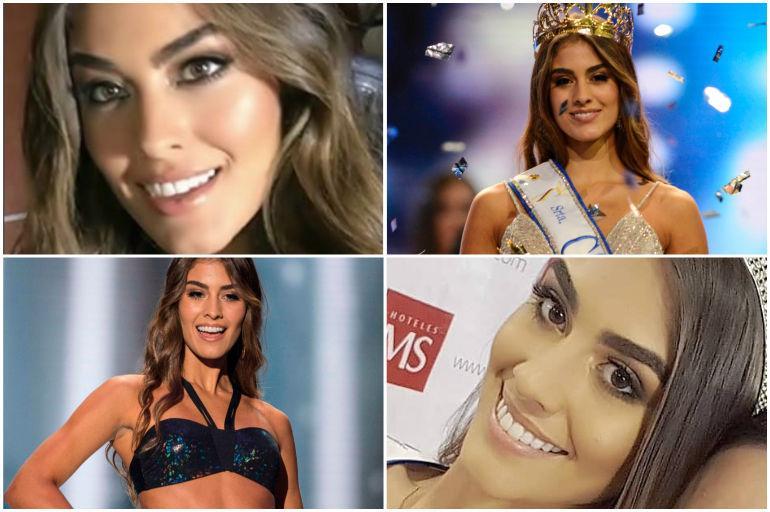 Valeria Morales Delgado, la nueva Señorita Colombia 2018