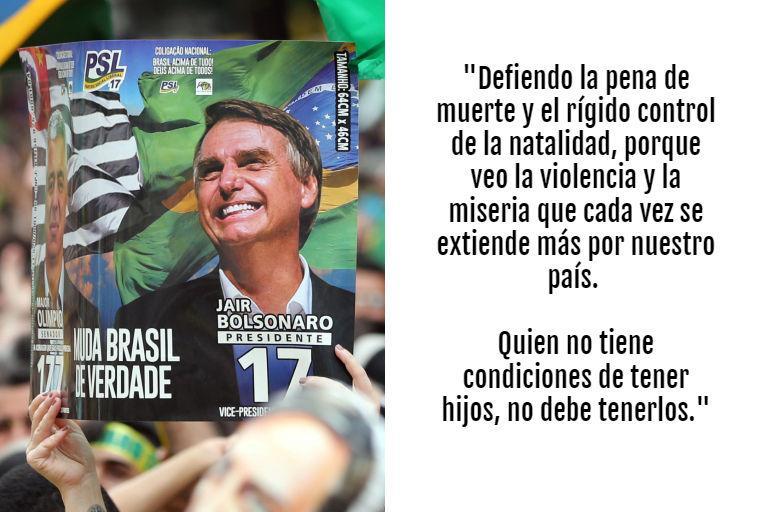 Frases Y Propuestas Polémicas De Jair Bolsonaro En Brasil