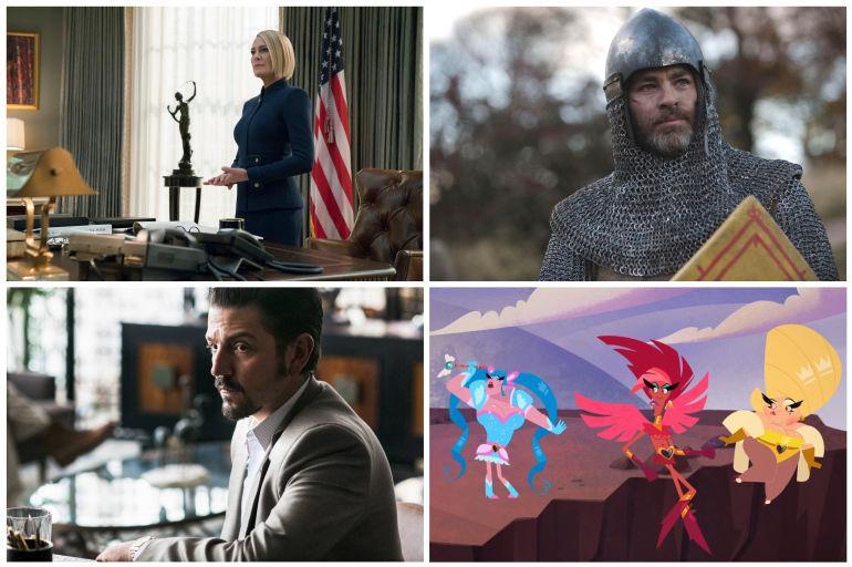Fechas de estrenos de Netflix para Colombia en noviembre - Cine y Tv