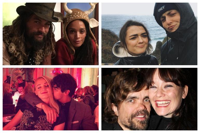Parejas De Los Personajes De Game Of Thrones En La Vida Real