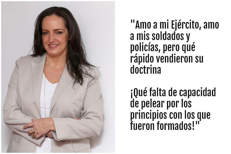 Frases Polémicas De María Fernanda Cabal Y Uribistas