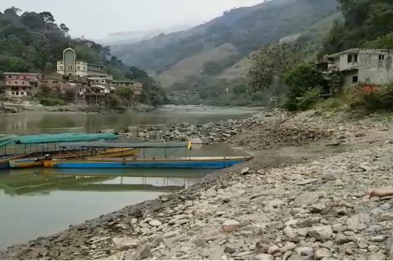 Sequía en Ituango
