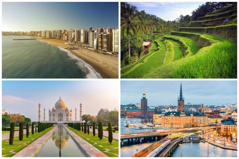 Países en crisis para viajar a precios de locura