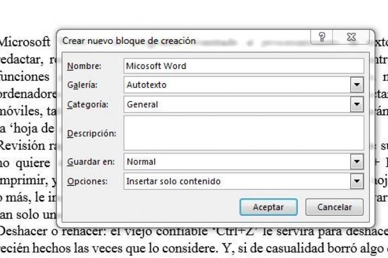 Comandos de Microsoft Word 4