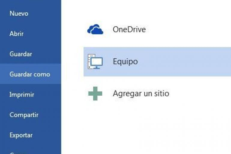 Comandos de Microsoft Word 7