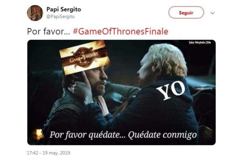 Memes Del Final De Game Of Thrones Entretenimiento Cultura Eltiempo Com