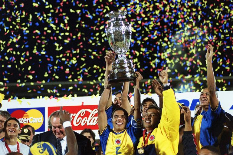 Image result for copa america 2001