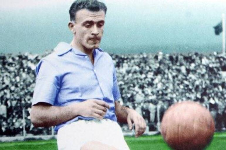 TBT: Alfredo Di Stéfano: hace 93 años nació una de las figuras del Real Madrid y Millonarios - Fútbol Internacional - De portes - ELTIEMPO.COM
