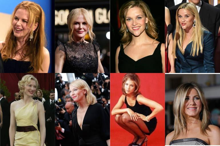 actrices de hollywood mejores fotos