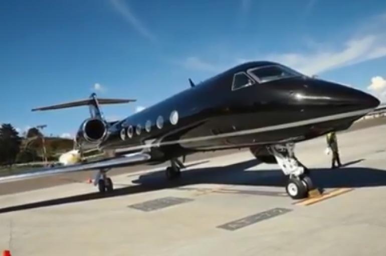 Resultado de imagen para maluma jet privado