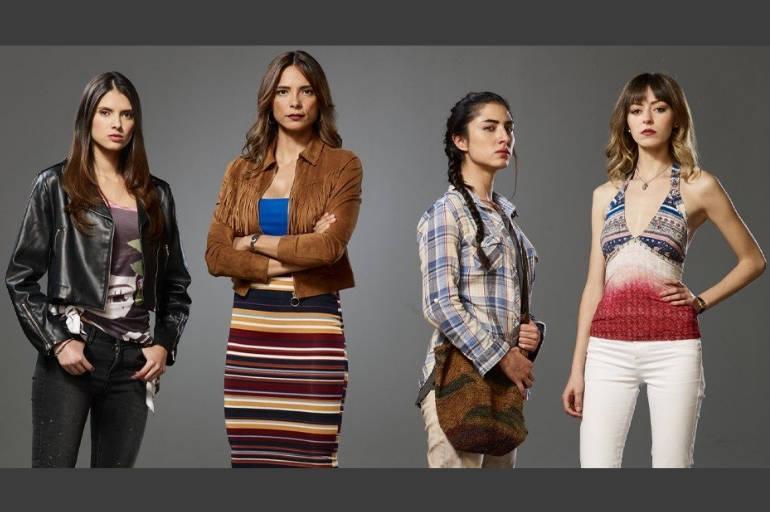 La ley secreta: fotos de las actrices protagonistas - Gente