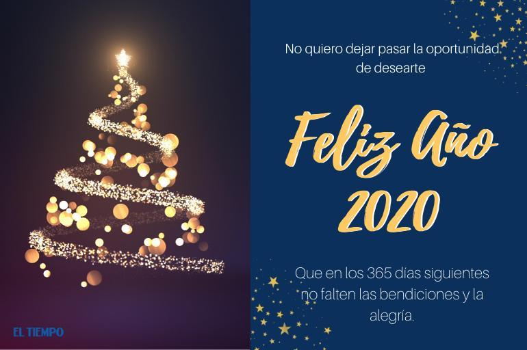 Mensajes De Año Nuevo 2020 Para Dedicar Entretenimiento