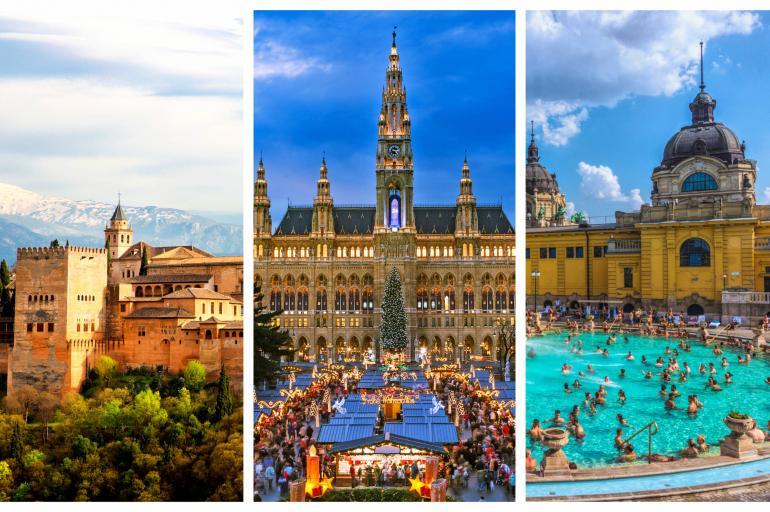 10 destinos europeos para visitar en invierno