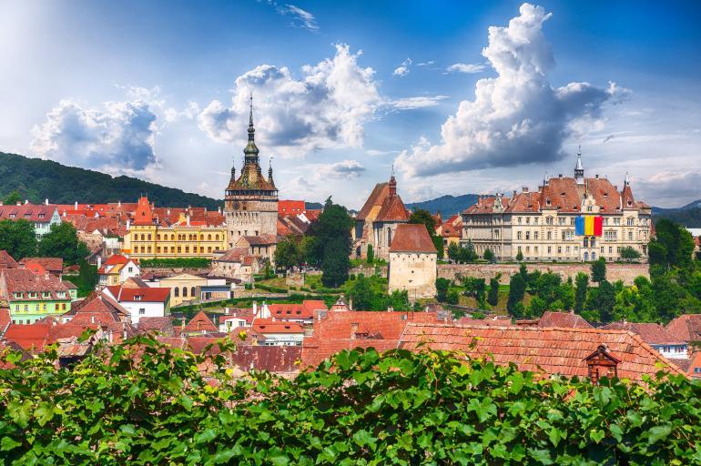 Transilvania, Rumanía