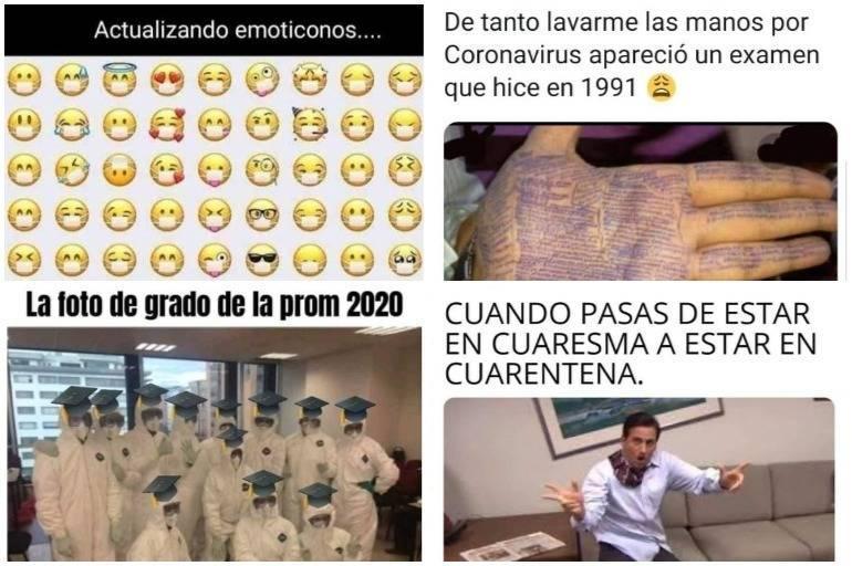 Memes De Coronavirus En Colombia Pandemia De La Oms Gente