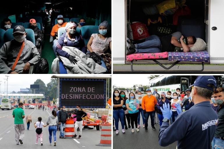 Resultado de imagen para venezolanos regresan