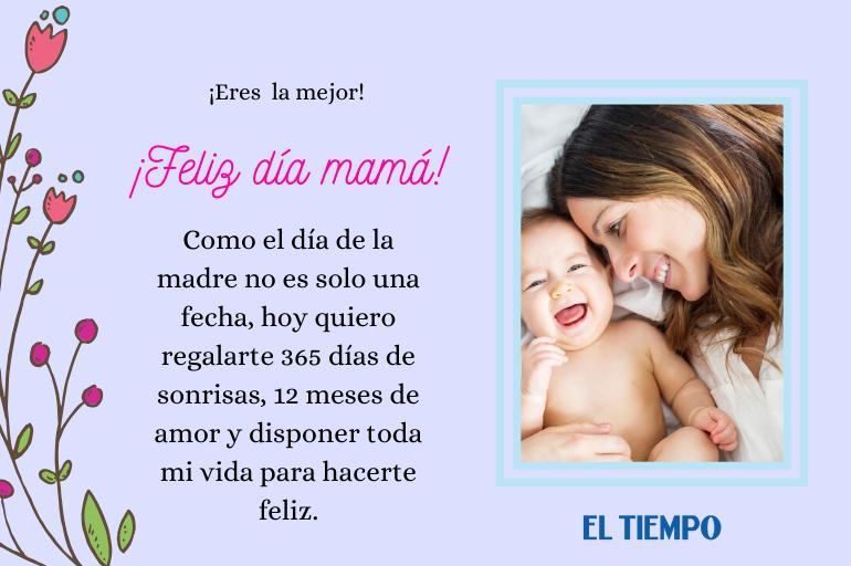 Feliz Día De La Madre Frases Gente Cultura Eltiempo Com