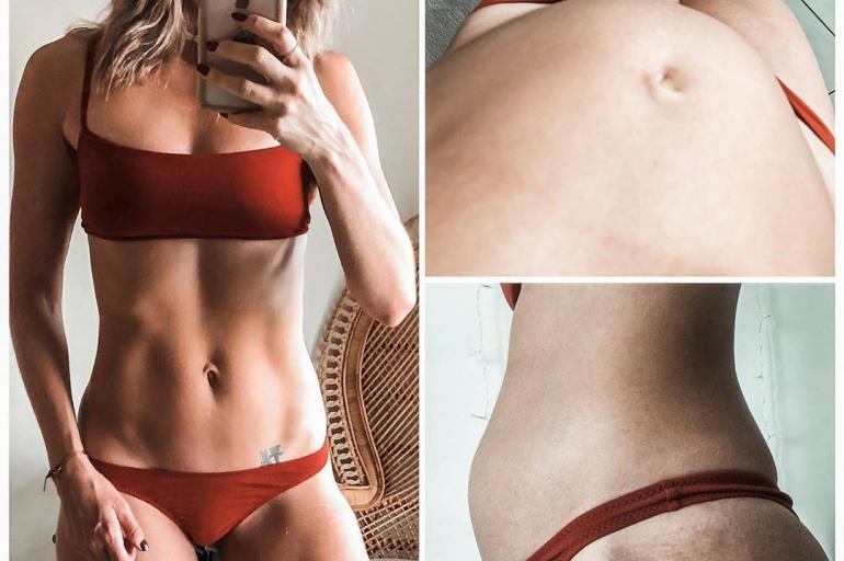 Fotos de la modelo Danae Marcer