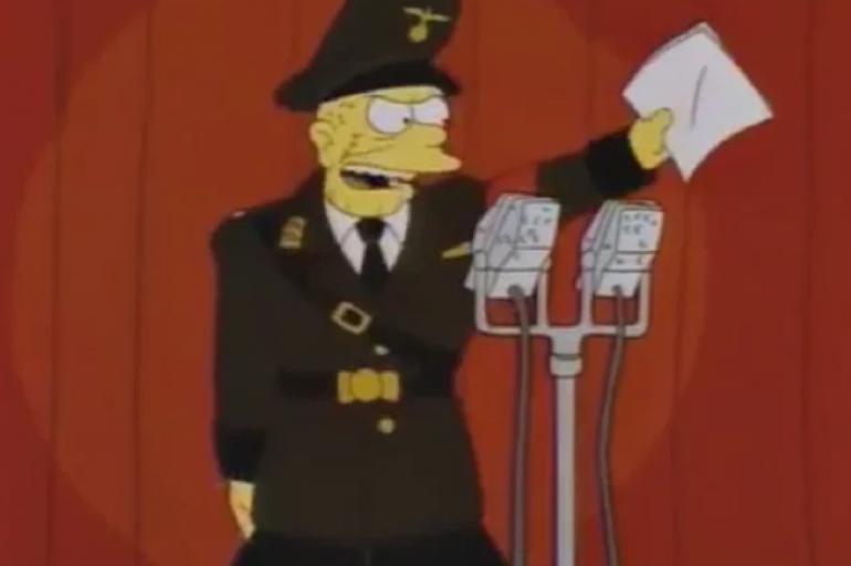 Los capítulos censurados de Los Simpson en distintas partes del mundo