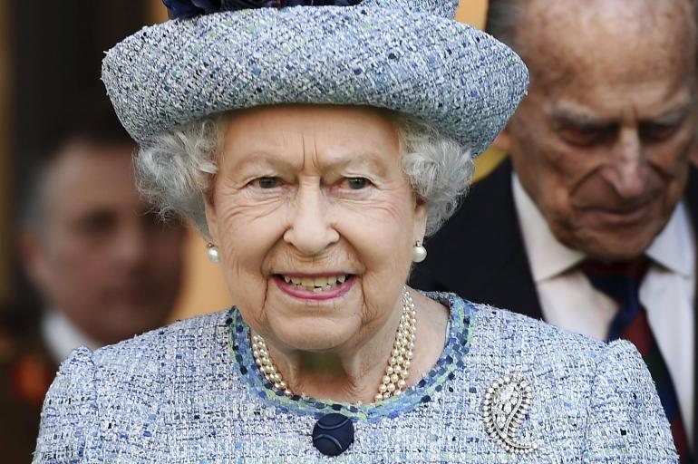 Reina Isabel II - Felipe de Edimburgo