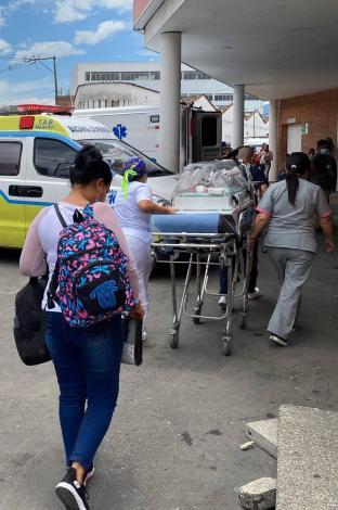 Covid-19 en Medellín