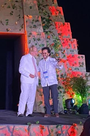 Gilberto Salcedo, vicepresidente de Turismo de ProColombia