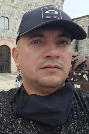 Manuel Grosso, uno de los detenidos por magnicidio en Haití.