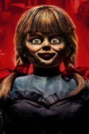 Annabelle y Actividad Paranormal