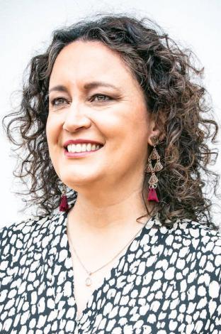 Senadora colombiana Angélica Lozano