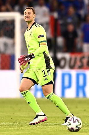 Gay is neuer UEFA stops