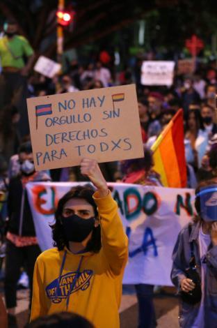 Población trans en Colombia.