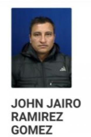 John Jairo Ramírez Gómez