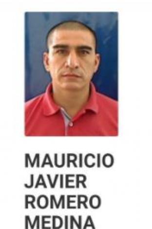 Mauricio Javier Romero Medina