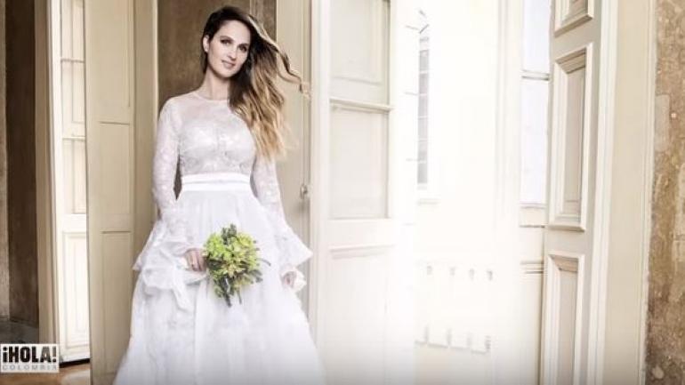 Los mejores vestidos de novia en colombia